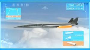Überschallflugzeug Zehst - Konzeptvideo von EADS