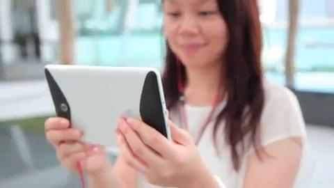 Huawei-Mediapad - Trailer