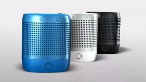 Bluetooth-Rundstrahl-Lautsprecher Nokia Play 360 - Herstellervideo