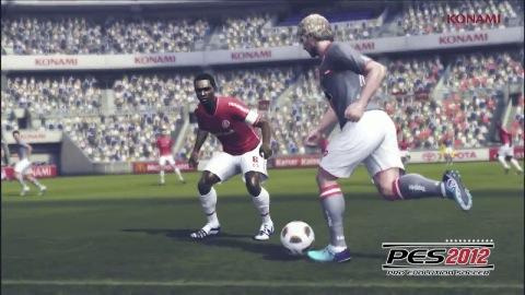 Pro Evolution Soccer 2012 - Trailer (Gameplay, E3 2011)