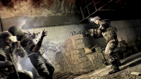 Metro Last Light - Trailer (Gameplay, E3 2011)