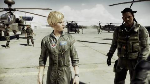 Ace Combat Assault Horizon - Trailer (Story, E3 2011)