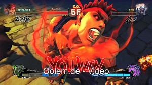 Super Street Fighter 4 Arcade Edition - Gameplay