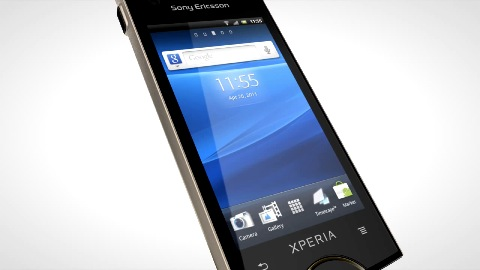 Sony Ericsson Xperia Ray - Herstellervideo