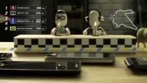 LG Optimus Black P970 - Smartphone Championship Race