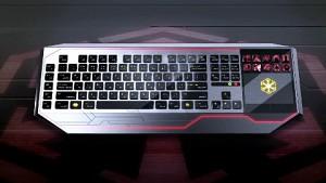 Razer zeigt Tastatur mit Touchscreen für Star Wars The Old Republic