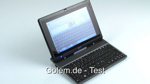 Acer Iconia Tab W500 - Test