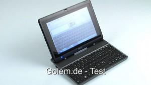 Acer Iconia Tab W500 - Test