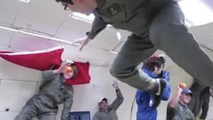 Google Lunar - Experiment in Schwerelosigkeit
