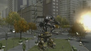 Earth Defense Force Insect Armageddon - Trailer (Gameplay)