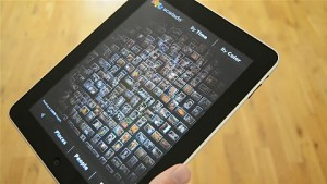 Scalado - 10.000 Fotos als interaktive Wolke für das iPad