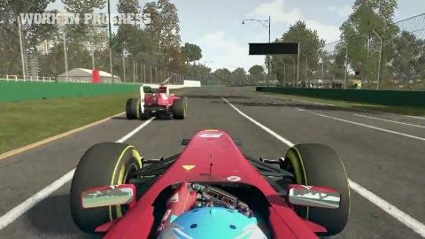 F1 2011 - Erste Gameplayszenen (Entwicklertagebuch)