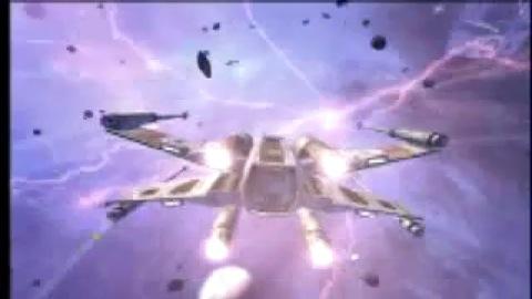 Star Wars Galaxies - Trailer (Jump to Lightspeed)