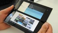 Sony Tablet P - kurzes Hands on