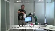 CoTeSys - künstliche Haut für Roboter