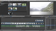 Final Cut Pro X - Die Magnetic Timeline in Aktion (1080p)