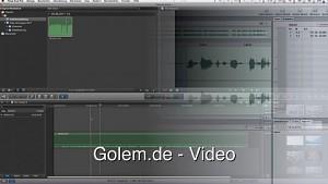 Final Cut Pro X - Audiobearbeitung verglichen mit Soundtrack Pro (1080p)