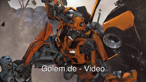Transformers 3 Das Videospiel - Gameplay