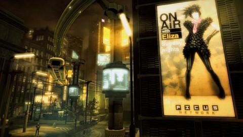 Deus Ex Human Revolution - Entwicklertagebuch - Die Spielwelt