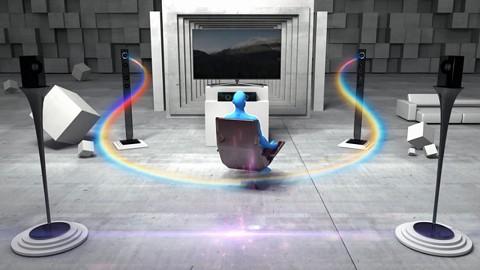 Samsung Smart TV - 3D Sound Plus (Demovideo)