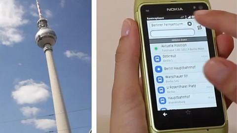 Nokia Bus und Bahn - Trailer (Berlin, Brandenburg)