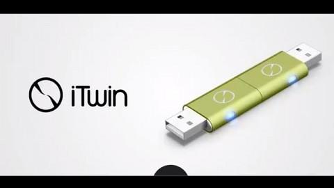 Datenfreigabe zwischen zwei Rechnern mit iTwin - Herstellervideo