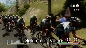Le Tour de France - Gameplay (Xbox 360)