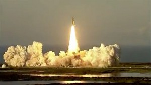 Shuttle-Atlantis-Experiment