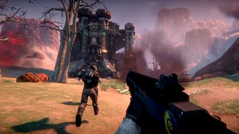 Planetside 2 - Trailer (Gameplay)