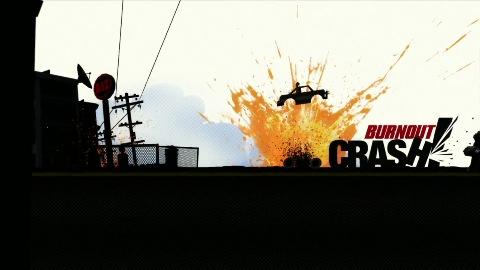 Burnout Crash - Trailer (Announcement)