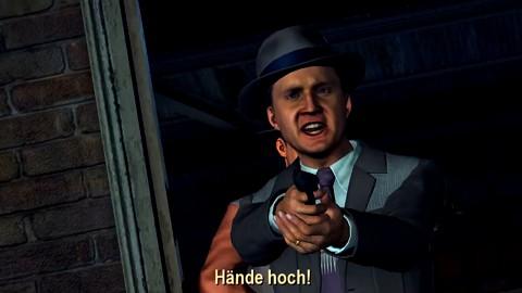 L.A. Noire - Trailer (Kifferwahnsinn, DLC)