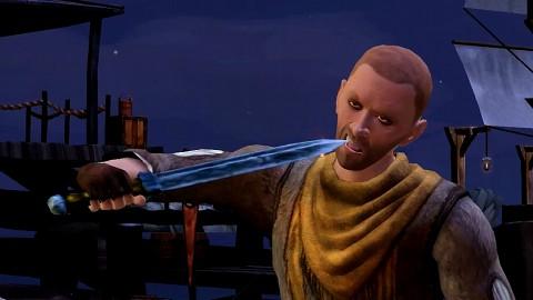 Die Sims Mittelalter Piraten und Edelleute - Trailer (Gameplay)