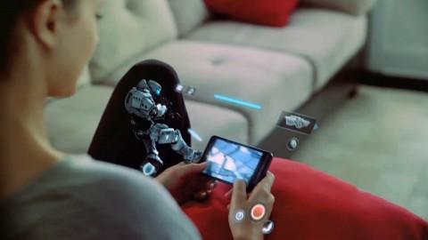 Gameloft-Spiele für LG Optimus 3D P920 - Herstellervideo