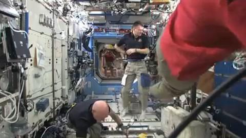 Nasa über die Zukunft der bemannten Raumfahrt