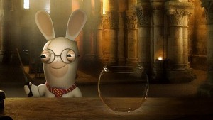 Ubisofts Rabbids parodieren Harry Potter