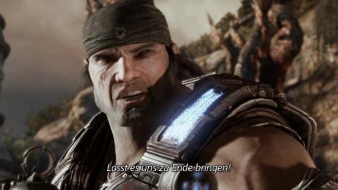 Gears of War 3 - Trailer (deutsch, USK 18)