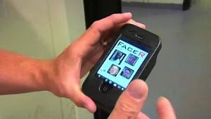 Biometrische Gesichtserkennung mit Hilfe des iPhones und Moris