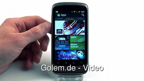 Android Market 3.0.26 - Vorstellung