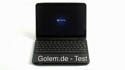 Samsung Chromebook Series 5 - Test
