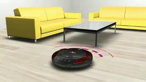 Staubsaugerroboter LG Hom-Bot 2.0 (Herstellervideo)