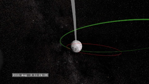 Mission Artemis - Vermessung des Mondmagnetfeldes