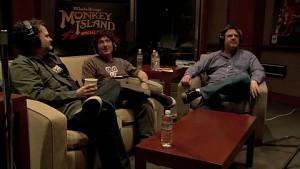 Gilbert, Schafer und Grossman über Monkey Island