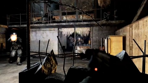 Metro Last Light - Gameplay aus der E3-Demo (Teil 1)