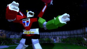 Voltron Defender of the Universe - Trailer