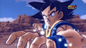 Dragon Ball Z Ultimate Tenkaichi auf der Japan Expo