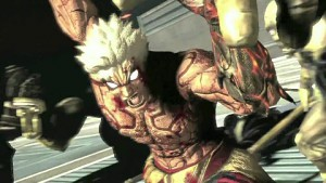 Asura's Wrath - Trailer (Gameplay)