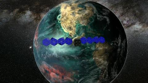 Sol Exodus - Trailer (Weltraumsimulation)