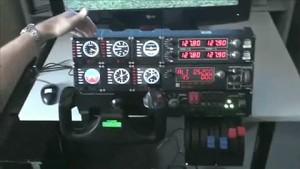 Saitek Pro Flight in Aktion - Herstellervideo (Teil 1)