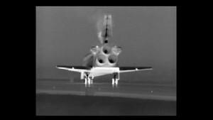 Spaceshuttle Atlantis landet zum letzten Mal