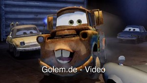 Cars 2 Videospiel - Intro und Trailer (Gameplay)